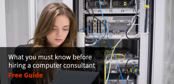 What youmust know before hiring a computer consultant